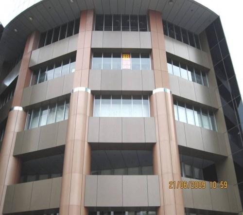 广东造型幕墙铝单板报价/冲孔幕墙铝单板定做/佛山市南海杰兰斯装饰材料有限公司