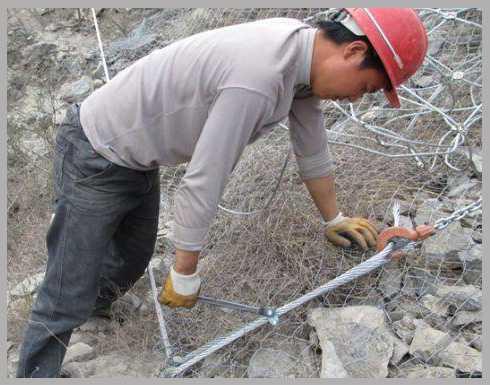 主动护坡网现货gar1型主动防护网厂家安平县互隆边坡防护工程有限公司