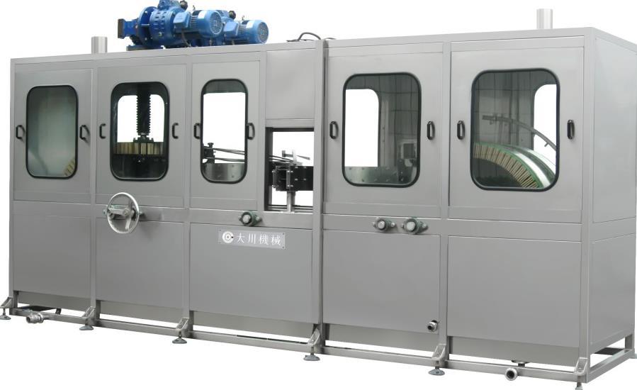 塑料瓶洗瓶机哪家好黄瓜灌装机哪家好广州市大川机械有限公司