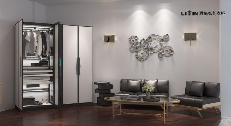 定制衣柜、铝合金衣柜