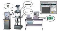 试验机之液压万能试验机微机屏显升级改造