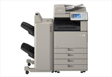 京瓷黑白数码复印机