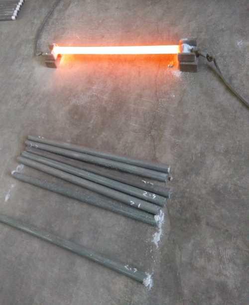 山�|硅碳棒等直�焦杼及�r格淄博硅碳棒供��