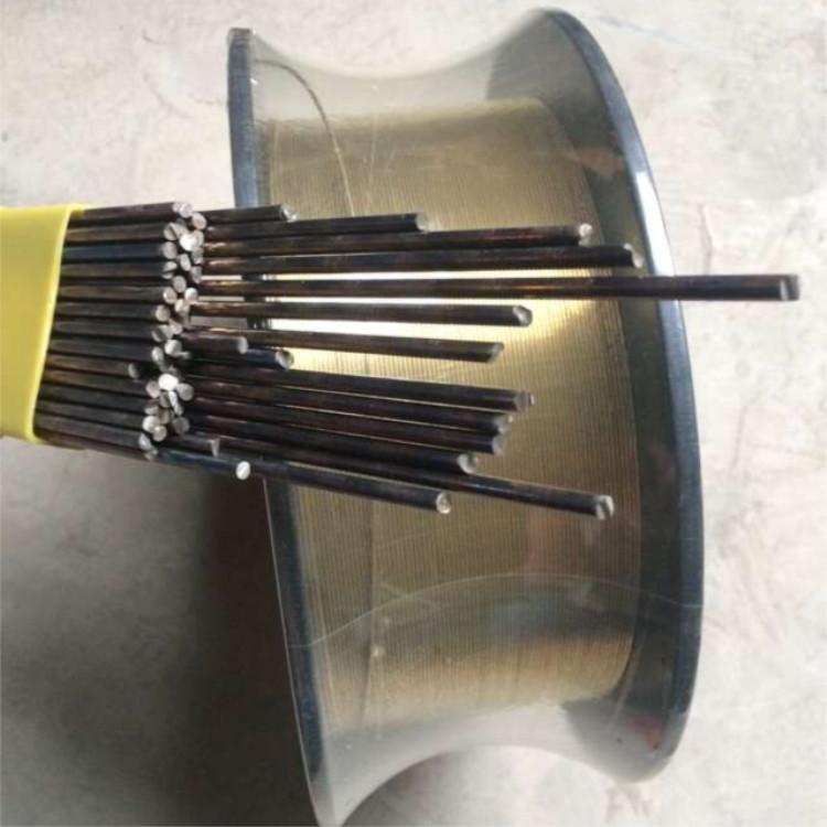 大型榨油機榨螺耐磨合金藥芯焊絲
