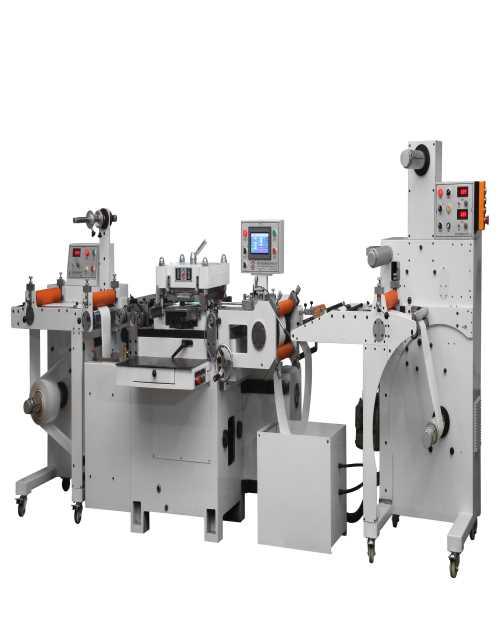 平压式高速模切机性能哪家好深圳建鸿机械平压式高速模切机供应商