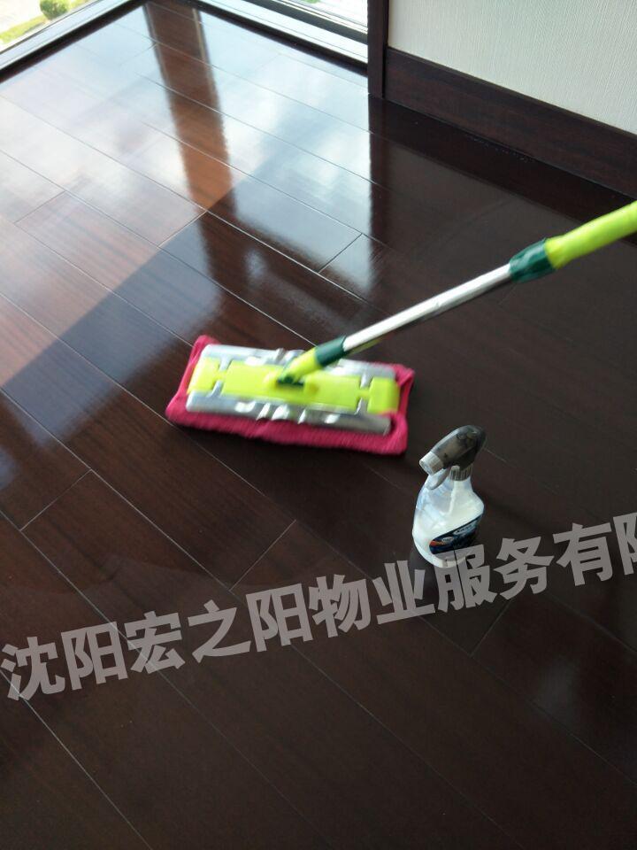 专业地板打蜡抛光沈阳地板打蜡服务专业地板打蜡保养