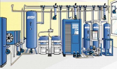 压缩空气泄漏-德国压缩空气干燥净化-哪里有压缩空气干燥净化