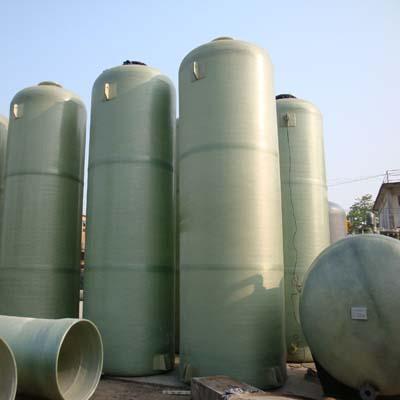 玻璃钢酸碱储罐耐化学腐蚀