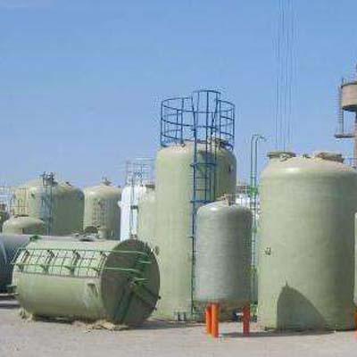 轻质高强玻璃钢罐厂家专业订制