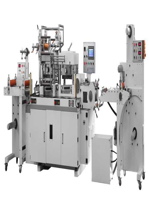 深圳建鸿机械平压式高速模切机价格平压式高速模切机销售平压式高速模切机