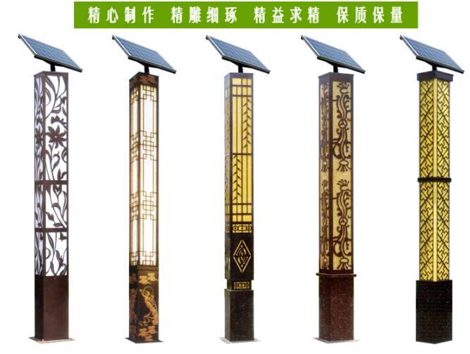 方柱型特色景观灯户外小区公园道路景观灯庭院灯景观灯