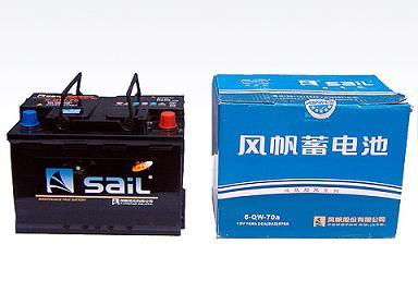 风帆蓄电池6-gfm-24价格参数