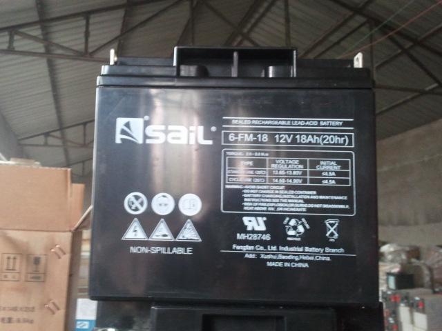 风帆蓄电池6-gfm-55价格参数