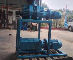 干式真空泵高温的解决方法