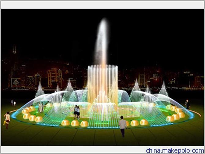 济南喷泉厂家、济南喷泉制作