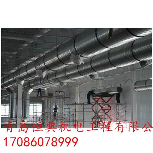 消防设备安装青岛铝板管道保温上门安装青岛恒典机电工程有限公司