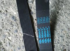 海德堡gto46印刷机皮带进口多楔带460j11