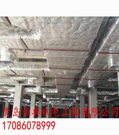 青岛不锈钢焊接风管车间排风设备价格青岛恒典机电工程有限公司
