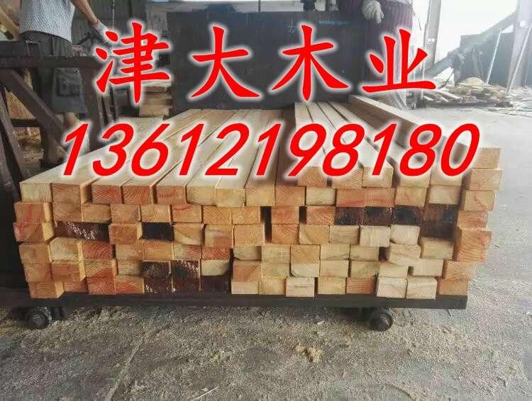 泰安建筑方木公司天津津大木业