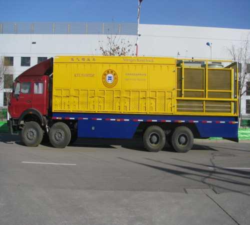 车载制氮设备热泵设备天津凯德实业有限公司