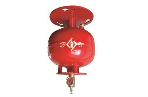 悬挂式灭火装置/福建气体灭火高压法兰厂/福建省万升消防设备有限公司
