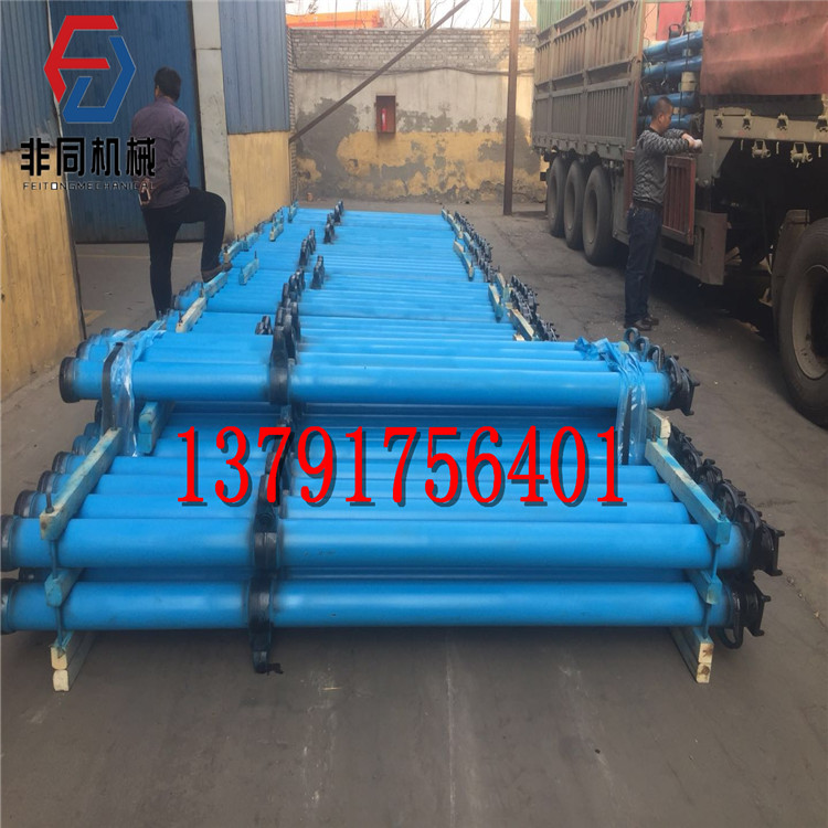 非同dw18-300/100x悬浮式单体液压支柱