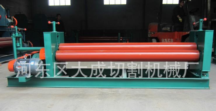 5厚15米2米小型电动三辊卷板机各种型铁皮卷圆机