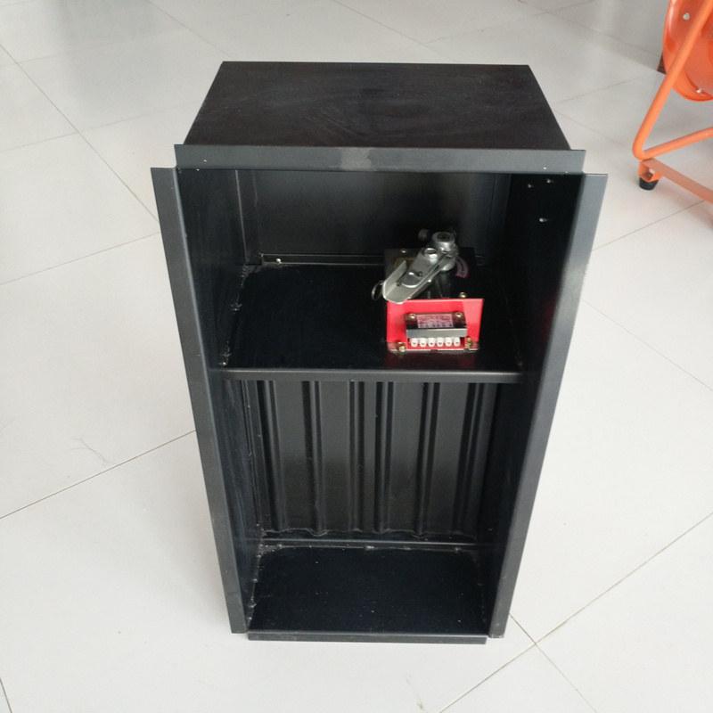 亚通供应全自动排烟阀消防电动排烟阀多叶排烟阀