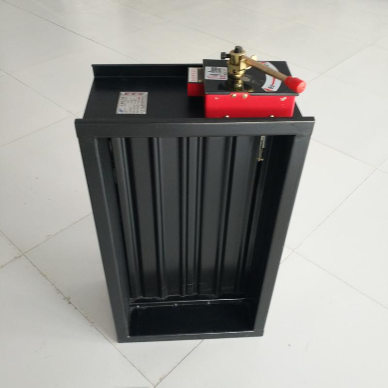亚通供应280度排烟防火阀消防高温排烟防火阀