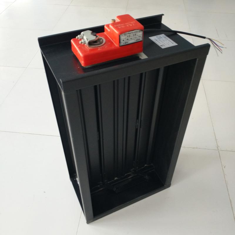 亚通供应电动风量调节阀电动调节阀安装调节阀图片