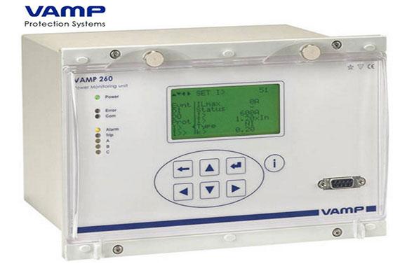 vamp保护继电器-vamp过电压继电器vpu3cb110