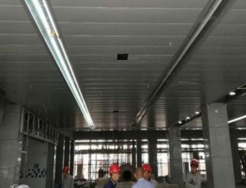 铝镁锰吊顶价格/成都铝镁锰板设计/成都华铝镁锰装饰工程有限公司