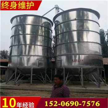 山东粮食储存仓粮仓河北玉米钢板储存仓
