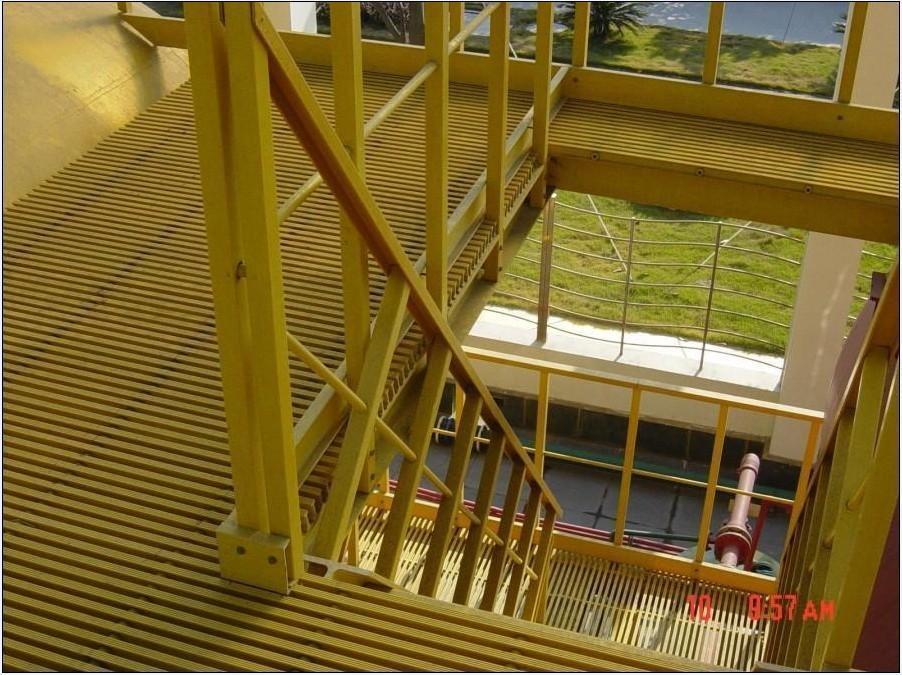 优质格栅-专业泄氯吸收装置企业-广州市协通玻璃钢厂