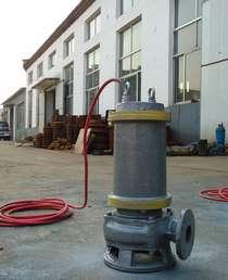 化工耐腐蚀排污泵-不锈钢排污泵-xwq全铸造排污泵