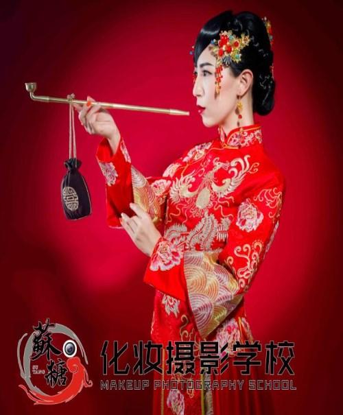 云南昆明化妆职业培训/专业化妆学校地址/昆明苏糖文化传播有限公司