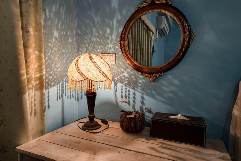 民宿软装设计中的镜子装饰手法简述