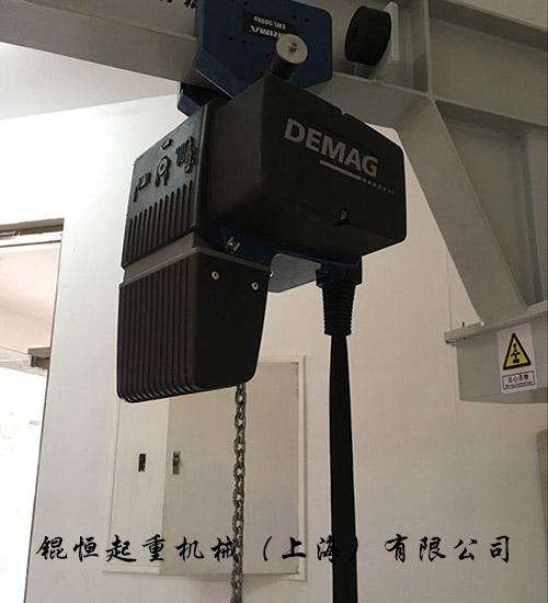 德马格环链电动葫芦demag手电门刹车片制动器等进口原装配件