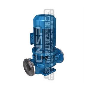 ihg型化工管道泵