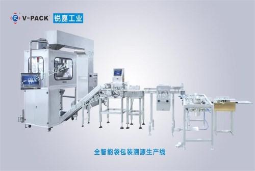 袋装生产线多少钱饮片包装机多少钱广州市锐嘉工业股份有限公司
