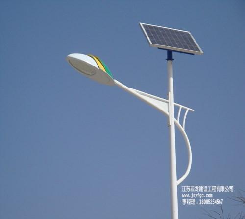 优质智慧路灯价格/广场高杆灯生产厂家/江苏亚发建设工程有限公司