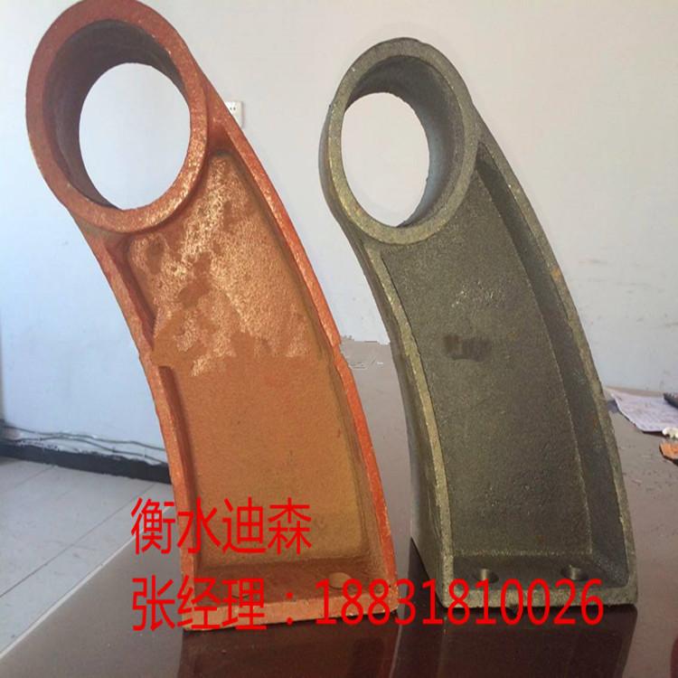 #160护栏支架钢板焊接支架可按不同图纸的设计要求生产外形美观