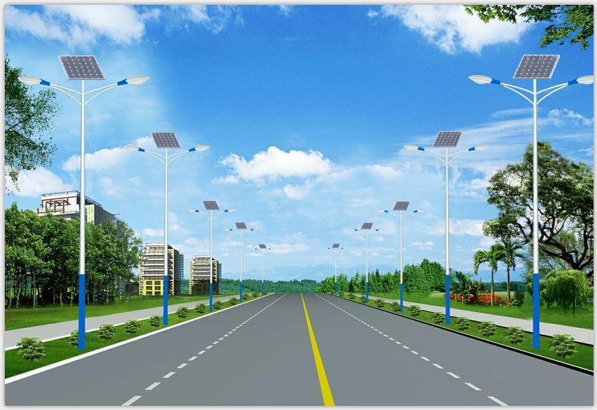 泸州路灯厂家-四川太阳能路灯订购-成都万路达照明工程有限公司
