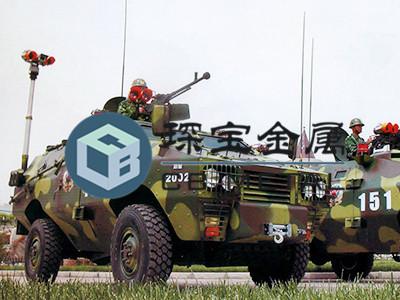 北京25米装甲车专用升降杆车载升降杆琛宝精工制造