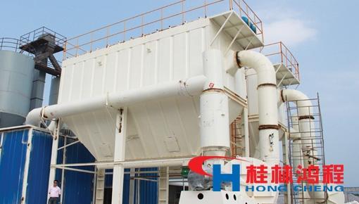 电厂脱硫石灰石超细磨粉机生产线设备日产20吨型号