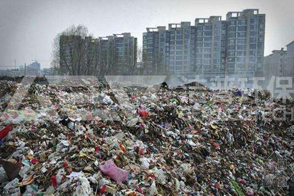 废旧冰箱壳破碎机大件城市垃圾撕碎机洁普环保