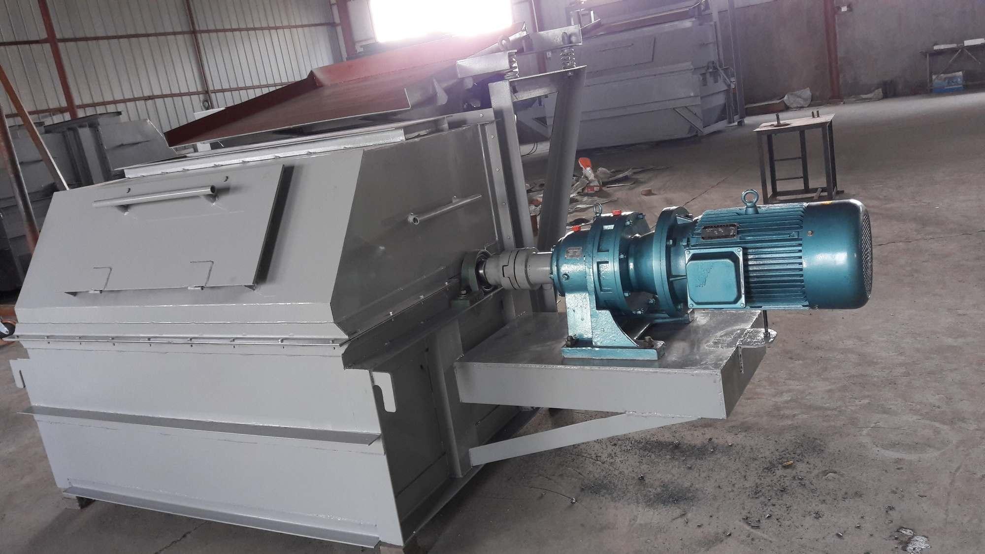 河南恒硕干选设备常年生产各种型号优质干式磁选机