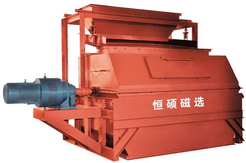 可调转速的粗颗粒矿石干选设备铁矿干选机