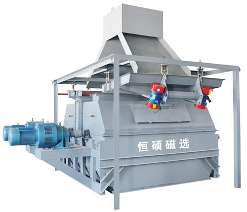 河南强磁干选设备可调磁场强度的干选设备