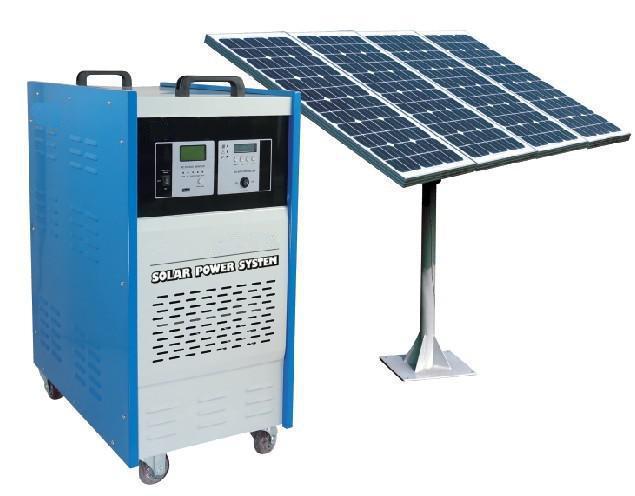 陕西太阳能发电系统、太阳能离网储能系统